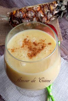 smoothie amaigrissant a l'ananas 1