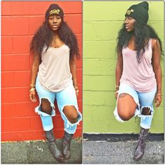 #fallfashion #fallmusthaves #combatboots @highranked_couture