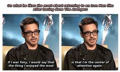 Imagem de iron man, funny, and Marvel