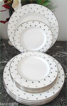 love these kate spade dishes