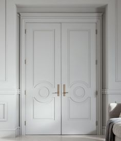 The One Interior Design Element That Makes Rooms Soar Double Doors