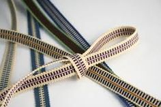 More images of  sanada-himo ribbons