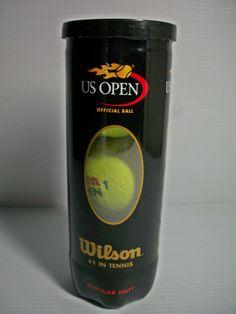 Wilson US Open Tennis Balls, 3-Pack #wilson Us Open, Balls, Tennis, Collection