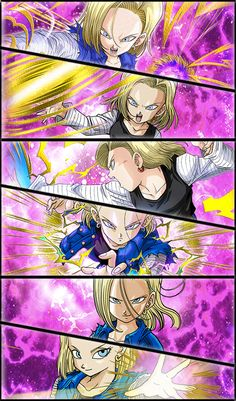 Android 18 wallpaper