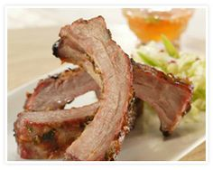 Barbecue: Cherry-Smoked Vietnamese-Flavored Ribs | Recipe | Ribs ...