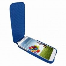 Forro Samsung Galaxy S4 Piel Frama iMagnum - Azul  Bs.F. 605,44