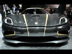 Supercars Of The 2013 Geneva Motor Show