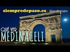 Qué ver en Medinaceli (Soria) -subtitulado completo- - YouTube