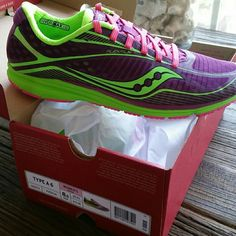New In Box Saucony A6 Never been tried on. New in box. Saucony Shoes Athletic Shoes