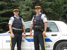 FACT: Canadian police only dress in their red uniforms for special occasions