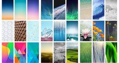 Download iOS 7 GM Wallpaper Pack! - http://apfeleimer.de/2013/09/download-ios-7-gm-wallpaper-pack - iOS 7 GM und später iOS 7 kommt nicht nur mit neuen Sounds, Klingeltönen und Erinnerungsklängensondern auch mit einer Reihe neuer und wunderschöner Hintergrundbilder. Die neuen iOS 7 Hintergrundbilder gefallen uns auf Anhieb. Bei Macmixing gibts jetzt einerseits die neuen iOS 7 Backgrounds zum d...