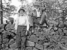 Reunion of Gettysburg veterans, 1913