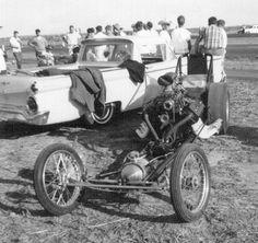 AA/Fuel Dragster, Wichita Falls Dragway