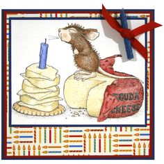 House Mouse Gouda Wish