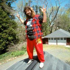 Mick Foley wie ihr ihn nie zuvor gesehen habt: Fotos