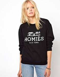 Reason Homies Sweatshirt