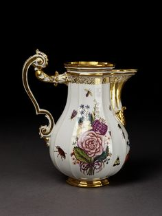 Coffee pot | Meissen porcelain factory | Germany 1737