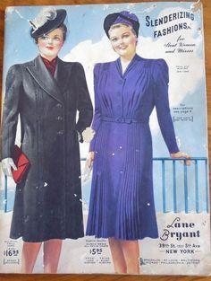 56c377a189837 LANE BRYANT Fall   Winter 1941-1942 Catalog For Stout Women   Misses