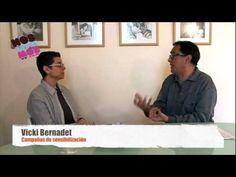 Presentación entrevista a Vicki Bernadet - YouTube