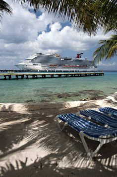 The many ships and ports of calls of Carnival Cruise