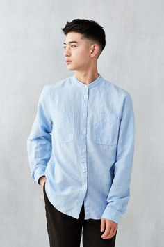 Banded: 5 Band Collar Shirts Best Hairstyles for Asian Men Hipster Hairstyles, Undercut Hairstyles, Asian Hairstyles, Japanese Hairstyles, Male Short Hairstyles, Military Hairstyles, Wedding Hairstyles, Asian Man Haircut, Korean Haircut Men