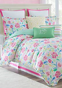 The Pillow Collection Tahsis Floral Bedding Sham Multi Standard//20 x 26