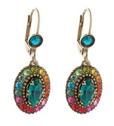 Michal Negrin Jewelry 2011 Collection | Hook Earrings