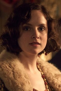 BBC Two - Peaky Blinders - Ada Thorne (Sophie Rundle)