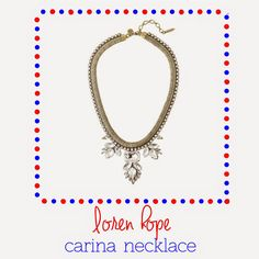 Loren Hope Carina Necklace