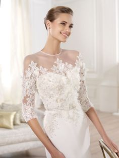Elie Saab Bridal Collection 2014 | Maria Errico