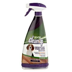 SENTRY® Clean Up Hardwood Floor Orchard Pear Scented Stain & Odor Remover | Stain & Urine Removers | PetSmart