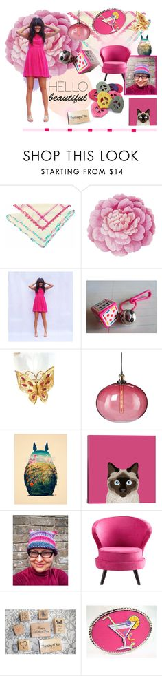 Hello Beautiful by seasidecollectibles on Polyvore featuring the fine shops of the vintage vogue team on etsy. Enjoy!
