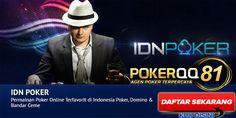 pokerqq81 merupakan Agen Idn Poker Deposit Bank Mandiri 24 Jam Nonstop terpercaya di indonesia di sebuah situs judi online bandar domino qq kiu kiu uang asli