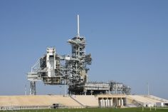 Kennedy Space Center now giving tours of Launch Pad 39-A
