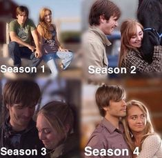 Amy And Ty Heartland, Heartland Quotes, Heartland Tv Show, Ty Et Amy, Funny Disney Memes, Want To Be Loved, Season 2, Pop Culture, Movie Tv