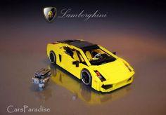 Top 10 Lego Cars