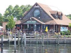 The Village Marina Bar and Grill, 2 Seneca Harbor, Watkins Glen, NY 14891