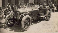 Early Bentley-Le Mans