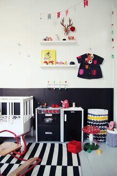 Kids room - Brio kitchen - Via My Second Hand Life