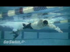 Swimming - Freestyle - 1-2-3 Drill - YouTube
