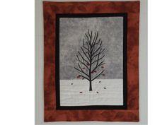 Art Quilt branches