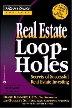 Real Estate Loopholes: Secrets of Successful Real Estate Investing ........................................................ Please save this pin... ........................................................... Visit Now! OwnItLand.com