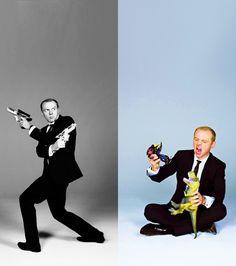 Simon Pegg. Simply geektastic. <3