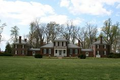 Brandon Plantation, James River, Prince George County, Virginia, Circa 1760s.