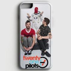 Twenty One Pilots Tyler Joseph Josh Dun iPhone 6/6S Case