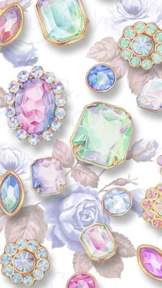 Bling Wallpaper, Diamond Wallpaper, Business Pages, Diamond Gemstone, Tapas, Diamonds, Girly, Wallpapers, Gemstones