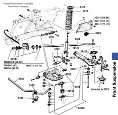 1966 Ford Pinto Wiring Diagram