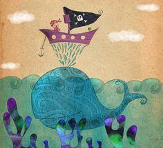 El niño David y la ballena