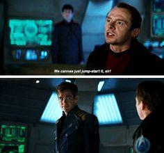 Star Trek Beyond | Kirk & Scotty