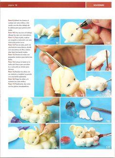 LETÍCIA SUAREZ Revista - Biscuit e Arte arte - Álbumes web de Picasa